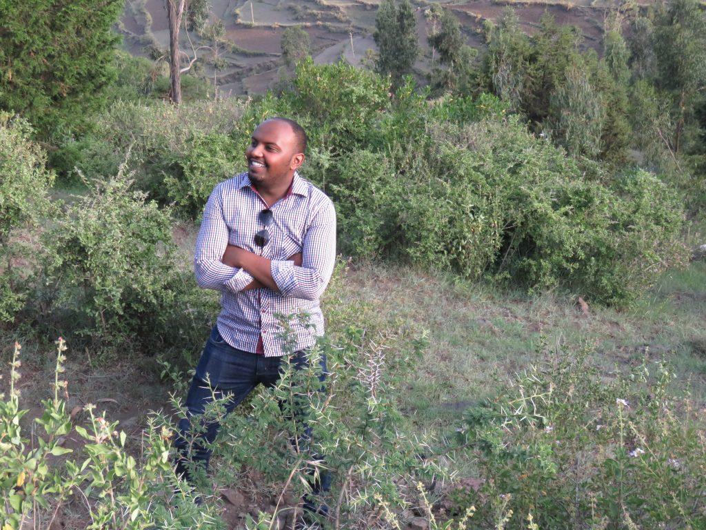 Kaleab Zelalem - ATTSVE Innovation Fund and Internship Officer