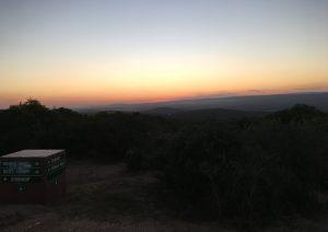 Sunset Addo