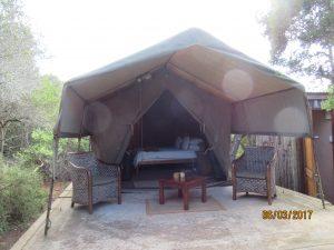 Woodbury Tent