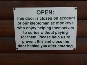 Our warning!!