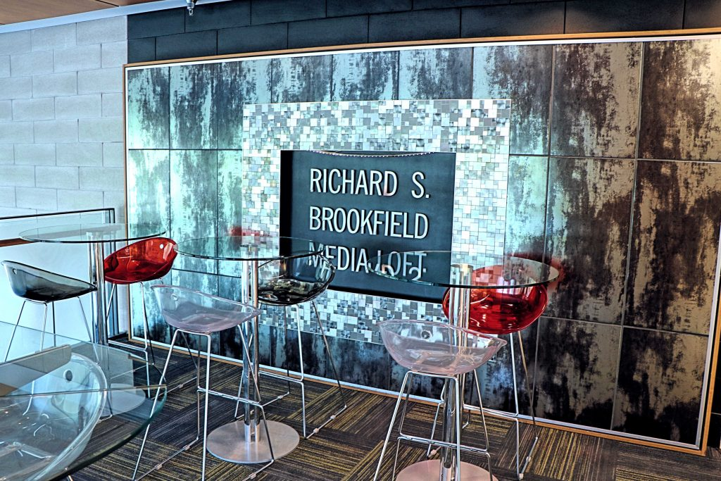 Richard S. Brookfield Media Loft