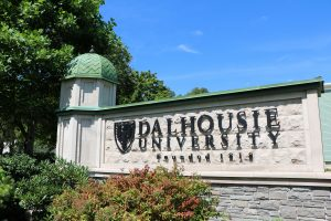 Dalhousie Entrance ton University Avenue