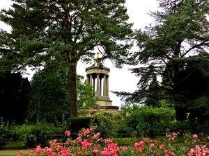 Burns Monument Alloway, South Ayrshire, Scotland