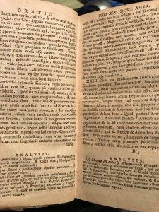 Ciceronis Orationum