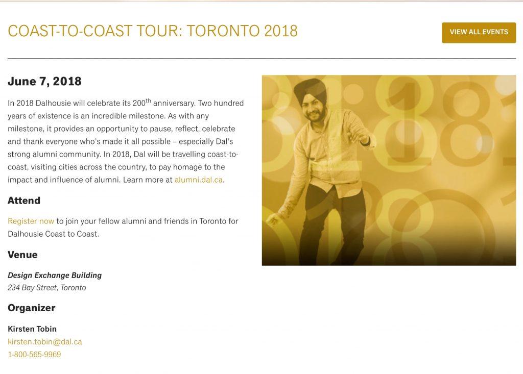 Toronto June 7, 2018