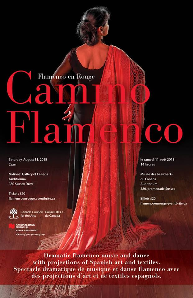 Flamenco en Rouge