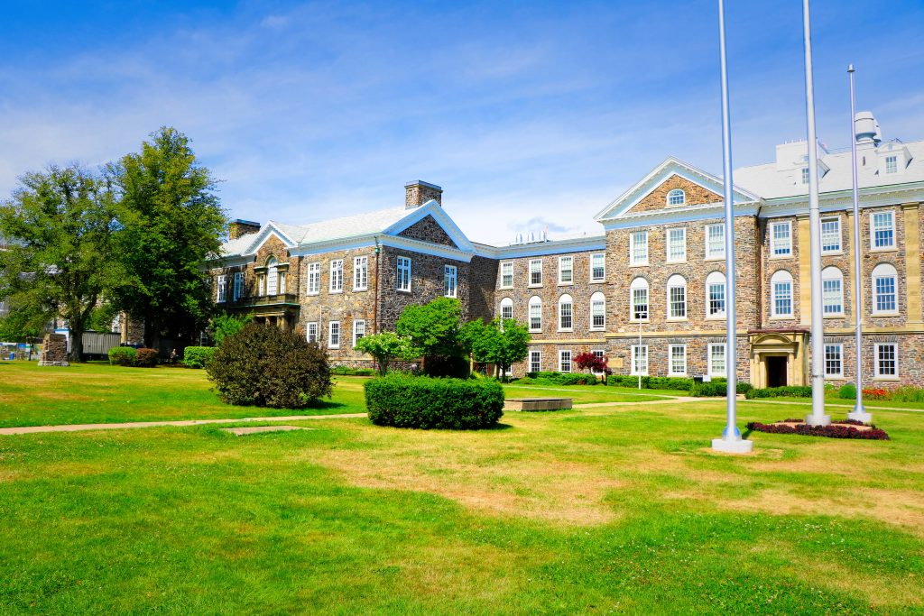 Dalhousie University, Halifax, Nova Scotia