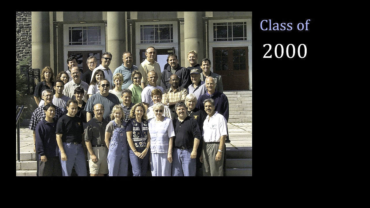 Class of 2000 MBA (FS)