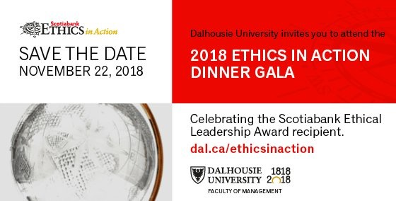 2018 Ethics In Action Dinner Gala