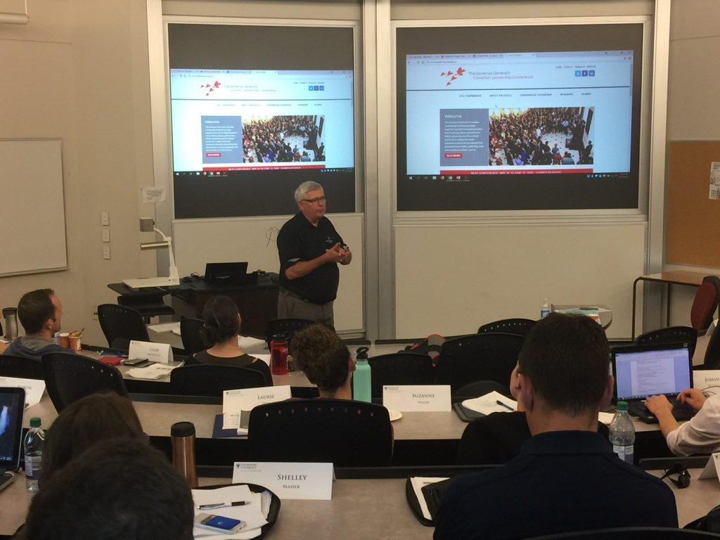Marketing with Professor Ed McHugh