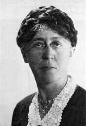 Mary Parker Follett 1868 - 1933