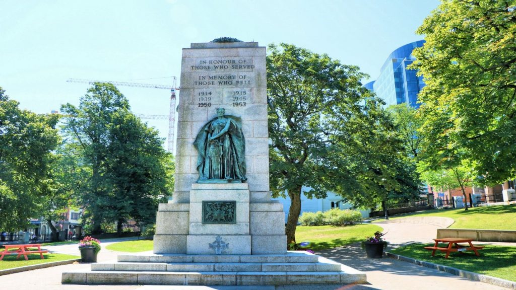 The Cenotaph: Halifax War Memorial