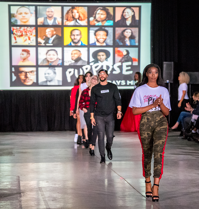 Art Pays Me, Atlantic Fashion Week Finale