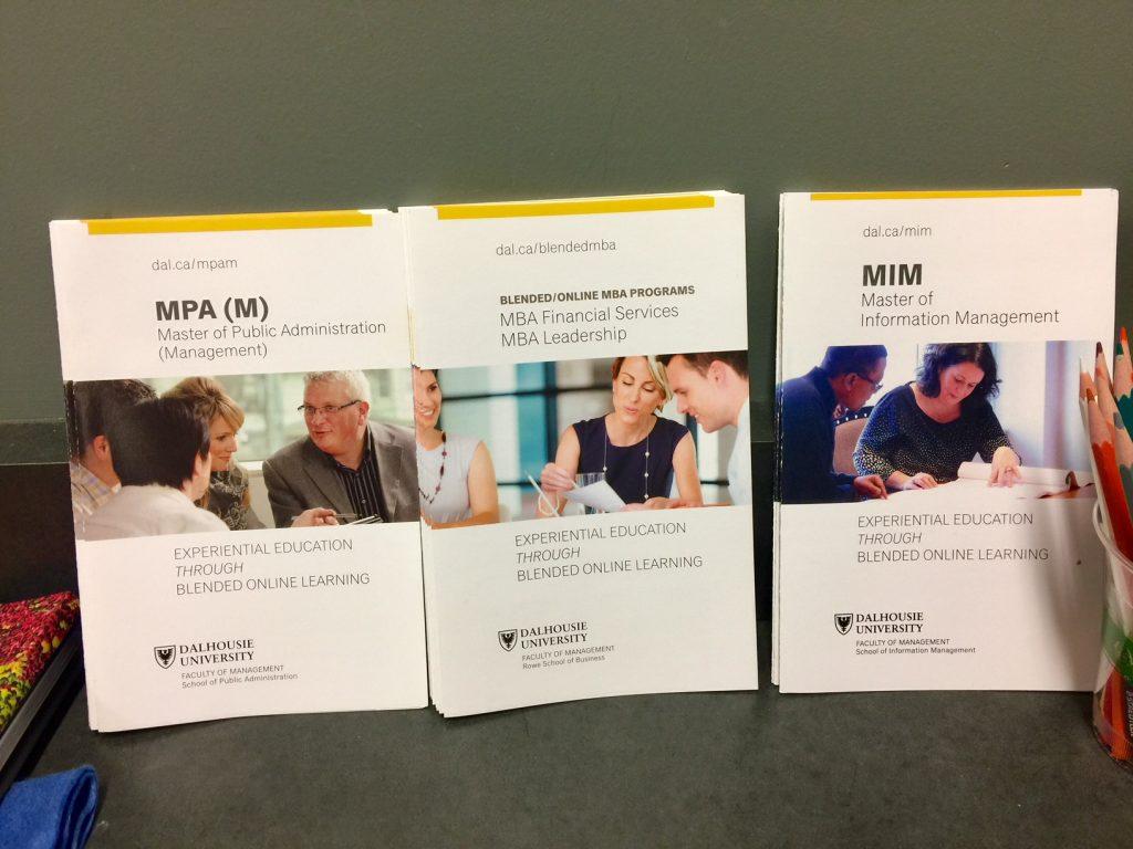 Course Brochures