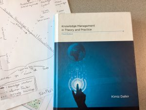 MIM Knowledge Management with Dr. Marina Pluzhenskaya