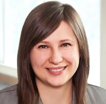 Dr. Oksana Shkurska Assistant Professor Rowe School of Business