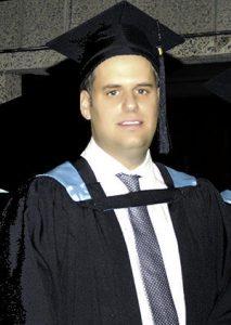 Stephen J. Boyd MBA(FS) Class of 2018