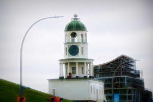 Halifax Town Clock, Halifax, Nova Scotia