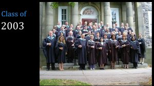 Class of 2003 MBA (FS)