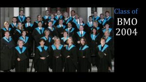 Class of 2004 MBA (FS) BMO