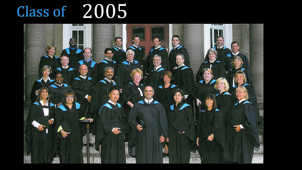 Class of 2005 MBA (FS)
