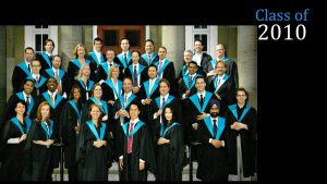 Class of 2010 MBA (FS)