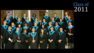 Class of 2011 MBA (FS)