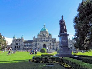 Parliament Buildings, Victoria B.C.