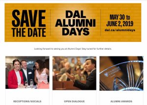 DAL Alumni Days May 30 - June 2, 2019