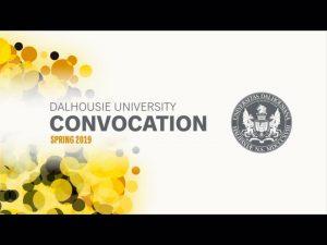 Convocation Spring 2019