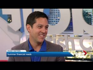 Tyler Saito, Global News Morning, Money Matters