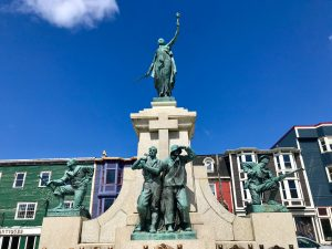 The Cenotaph St. John's, Newfoundland