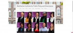 Founding Fellows, MacEachen Institute for Public Policy and Governance