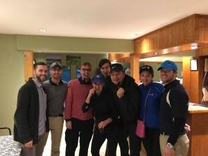 Winners of the 2015 CRMBA Alumni Golf Tournament