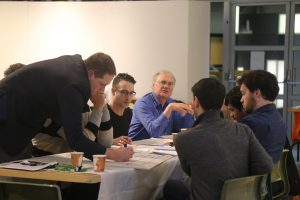 Group Discussion on the Future of Mobility in Nova Scotia