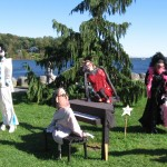 Mahone Bay Scarecrow Festival