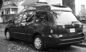 MOSH minivan
