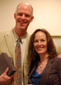 Dr. Ross and Shawna O'Hearn