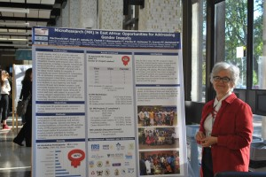 Dr. Noni MacDonald, Dalhousie University/IWK Health Centre. MicroResearch in East Africa