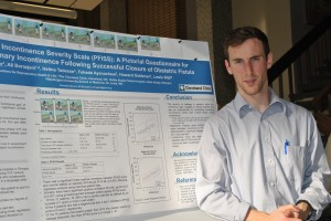 Allan Kember, Dalhousie Medical student