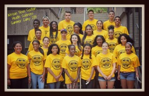African Nova Scotian Health Sciences Summer Camp 2015