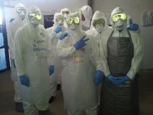Cuba Ebola photo
