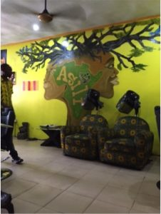 Asili Natural Hair Salon in Dar es Salaam