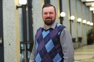 Joe MacEachern, program manager, Indigenous health