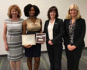 Megan Aston, Keisha Jefferies, Shawna O'Hearn and Gail Tomblin Murphy