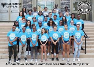 2017 PLANS Health Sciences Camp Dalhousie University