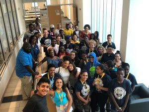 PLANS African Nova Scotian Health Science Summer Camp Mentor Session (July 8-13, 2018)