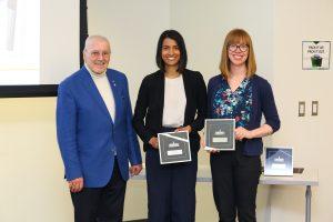 Dr. Jock Murray, Dr. Navi Bal & Dr. Jocelyn Stairs