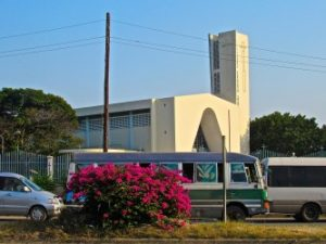 The Roman Catholic Church that PASADA is located in