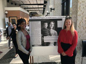 Keisha Jefferies and Martha Paynter (Dalhousie Faculty of Health, School of Nursing)